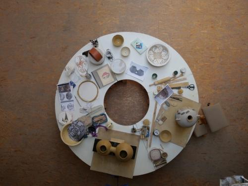 exposición de mariana castillo deball between making and knowing something en modern art oxford