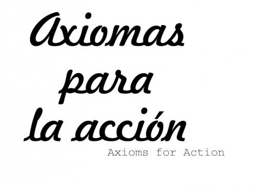 manifesto: carlos amorales - axioms for action