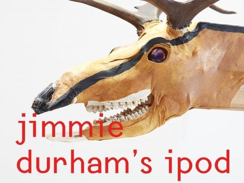 playlist: jimmie durham's ipod