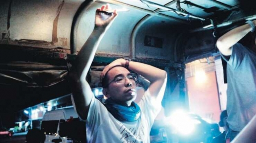 press:  An Interview with Filmmaker Apichatpong Weerasethakul