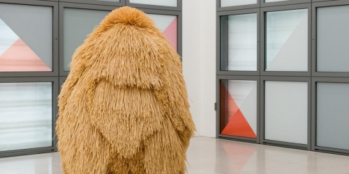 Haegue Yang participates in hamburger kunsthalle in Hamburg with her exhibition In again and Against