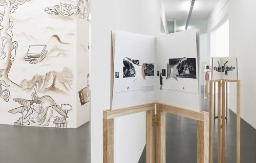 Mariana Catillo Deball participa en Witte De With Center For Contemporary Art en Róterdam con su exposición A Solo Exhibition