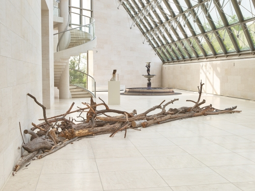 Danh Vo participates in Mudam in Luxembourg with her exhibition The Mudam Collection and Pinault Collection in dialogue