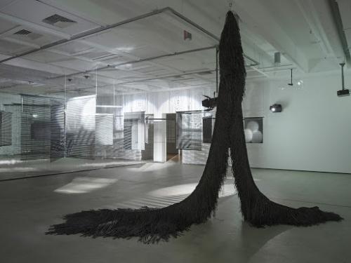 Haegue Yang participates in Institute of Modern Art in Brisbane with her exhibition triple vita nestings