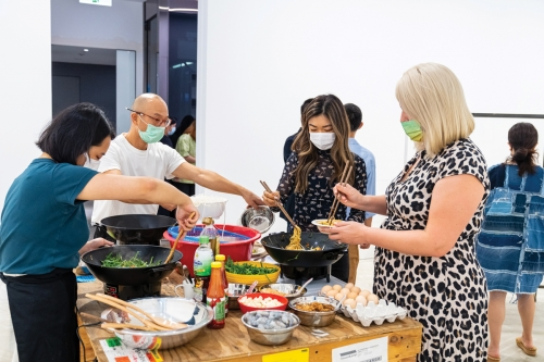press: Art x Food: How Artists Use Food to Cook Up New Work