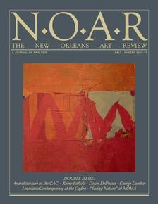 """""""Review: George Dunbar: Beyond Style,"""" The New Orleans Art Review"""