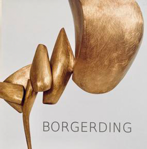 Book Publication: David Borgerding - essay by Richard Speer