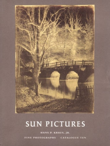 British Paper Negatives Sun Pictures Catalogue 10