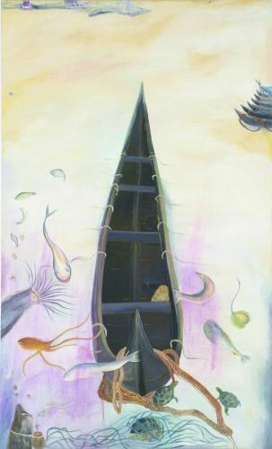 SOSA JOSEPH  Untitled, 2008  Oil on canvas