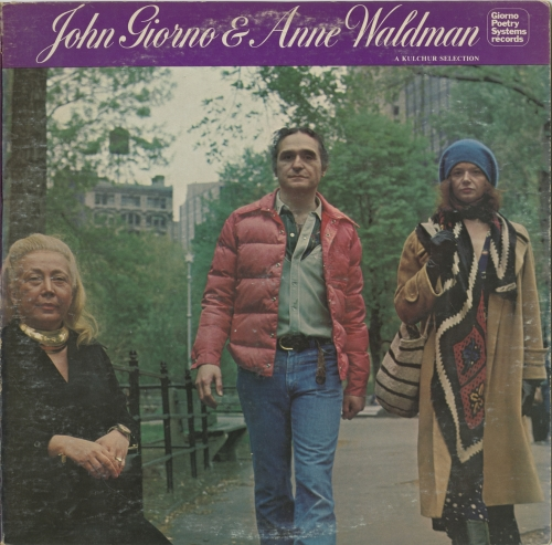 John Giorno and Anne Waldman: A Kulchur Selection