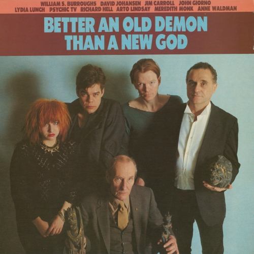 The Dial-A-Poem Poets: Better An Old Demon Than A New God