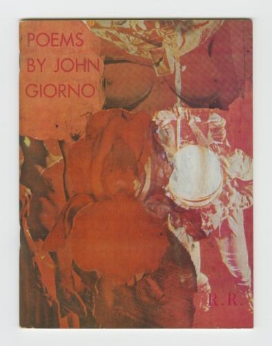 Poems by John Giorno, 1969