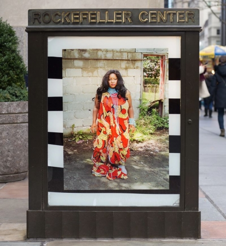Art in Focus: Vanessa German A liberating vision at Rockefeller Center