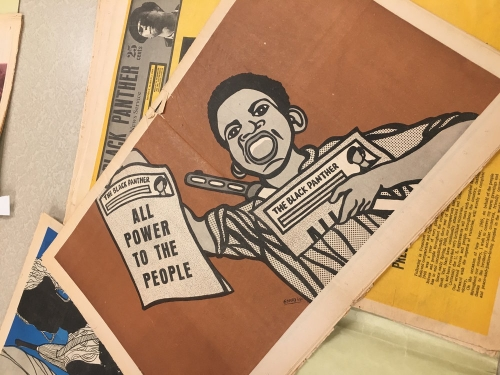 Emory Douglas: Bold Visual Language