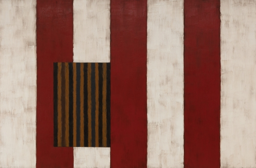Sean Scully, The Shape of Ideas
