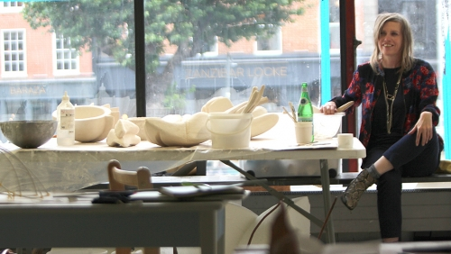 Isabel Nolan, We Are The Makers: Episode Three