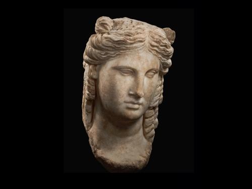 Head of Isis-Aphrodite