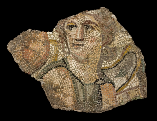 Fragment of a Mosaic