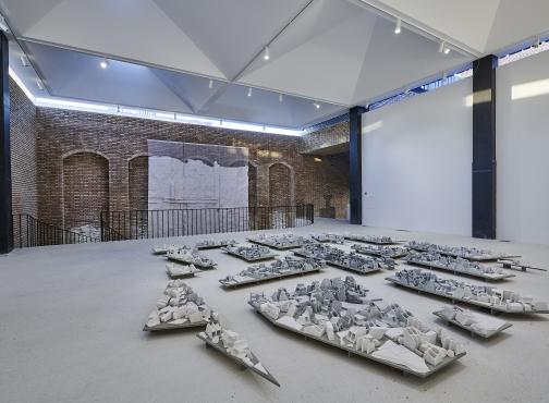 Nazgol Ansarinia: The Room Becomes a Street