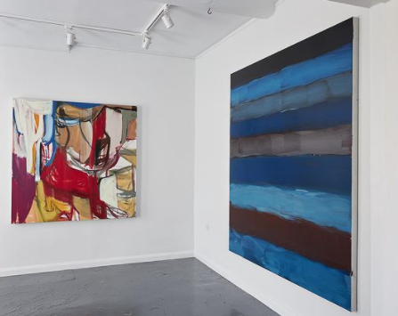 Liliane Tomasko and Sean Scully: From The Real