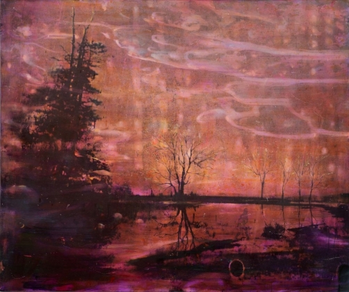 Elizabeth Magill, Unsettling Landscapes: The Art of the Eerie