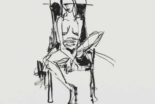 翠西·艾敏:Egon Schiele