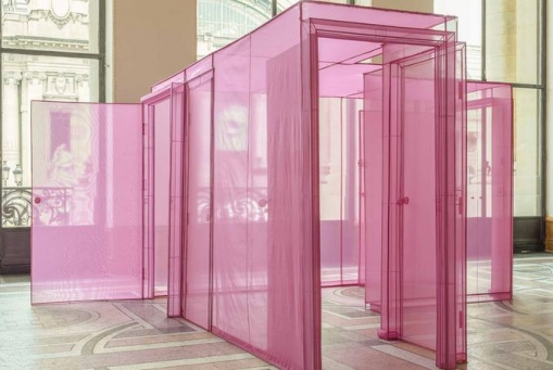 Do Ho Suh: FIAC, On Site
