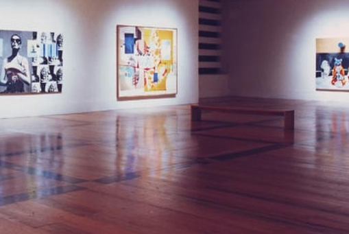 David Salle: Paintings and Works on Paper, 1980-1999