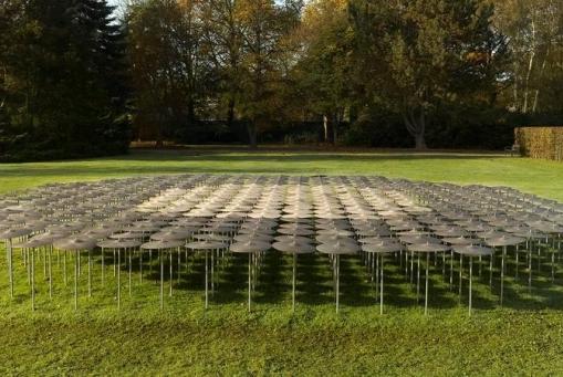 卡德·阿提亞:Cultuur, een natuurlijk herstel  Middelheim Open Air Sculpture Museum,