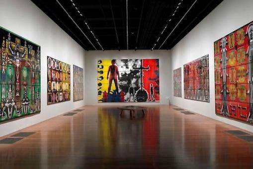 de Young Fine Arts Museum, San Francisco