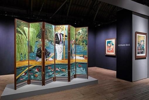 美國藝術經銷商協會藝術博覽會