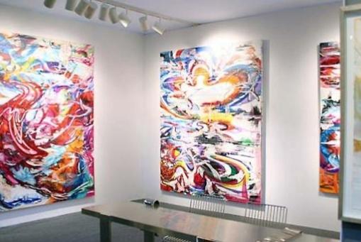 美國藝術經銷商協會藝術博覽會 2007