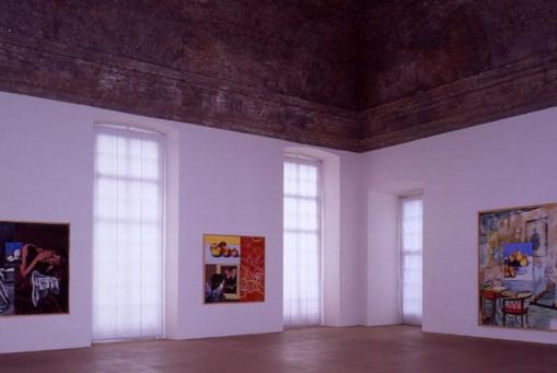 Castello di Rivoli Museo d'Arte Contemporanea, Torino, Italy