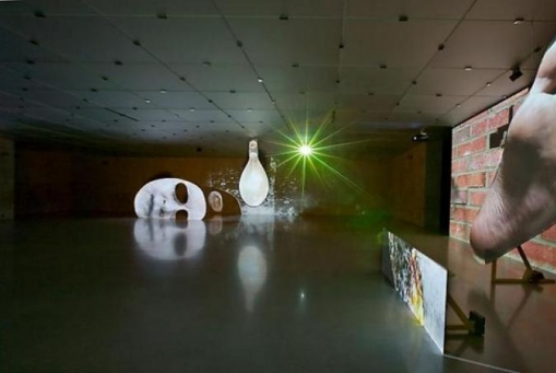 KUB Kunsthaus Bregenz, Austria