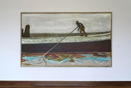 Billy Childish: incomprehensible but certainly