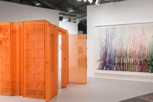 倫敦Frieze藝術博覽會 2015