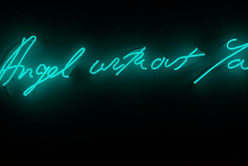 Tracey Emin: Angel Without You