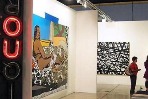 巴塞爾藝術展邁阿密海灘展會 2009