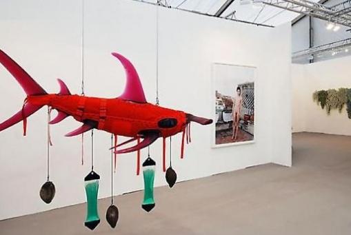 紐約Frieze藝術博覽會 2008