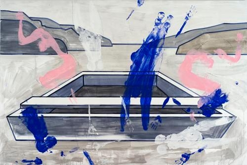 David Salle: Ariel and Other Spirits