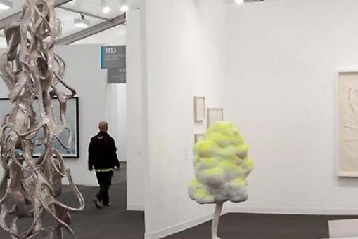 紐約Frieze藝術博覽會 2010
