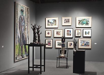 ADAA: The Art Show 2012