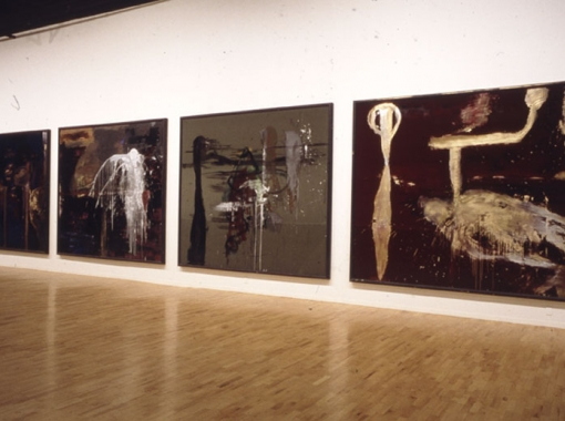 Maria Callas Paintings 1982