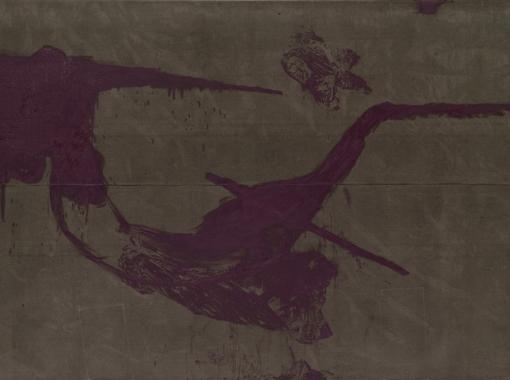 Hectors Purple Paintings 2011