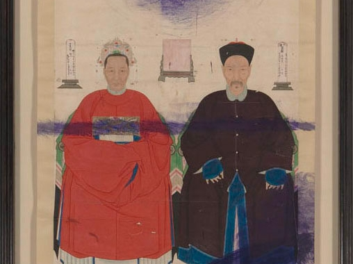 Chinese Scroll Paintings 2008-2012