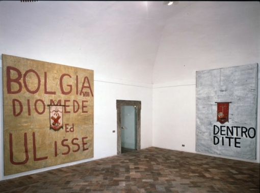 Italian Paintings 1988
