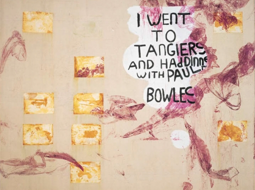 When I went to Tangier and Had Dinner with Paul Bowles 1990