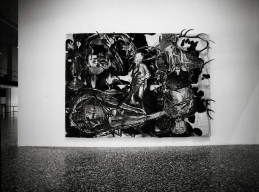 Cowhide Paintings 1980-2010