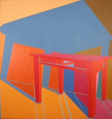Jack Beal: Hard-Edge Painting, 1968-72