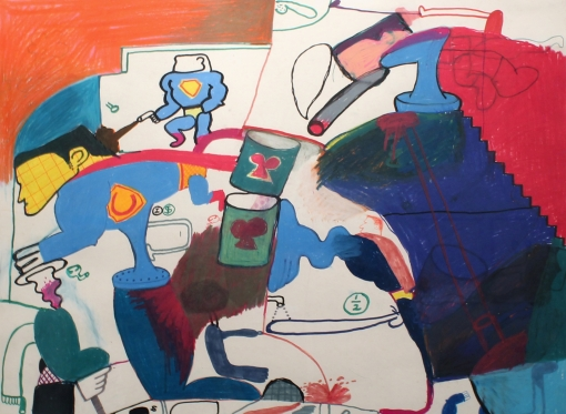 Left Coast / Third Coast: Bay Area and Chicago Artist and Their Affinities